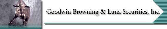 Goodwin Browing & Luna Securities, Inc.
